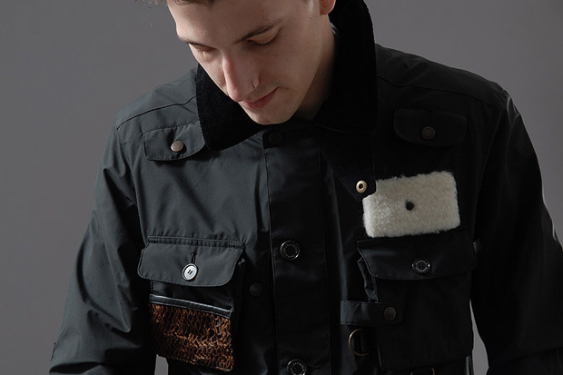 End Clothing: Tokihito Yoshida x Barbour Beacon 2012 Spring/Summer Collection