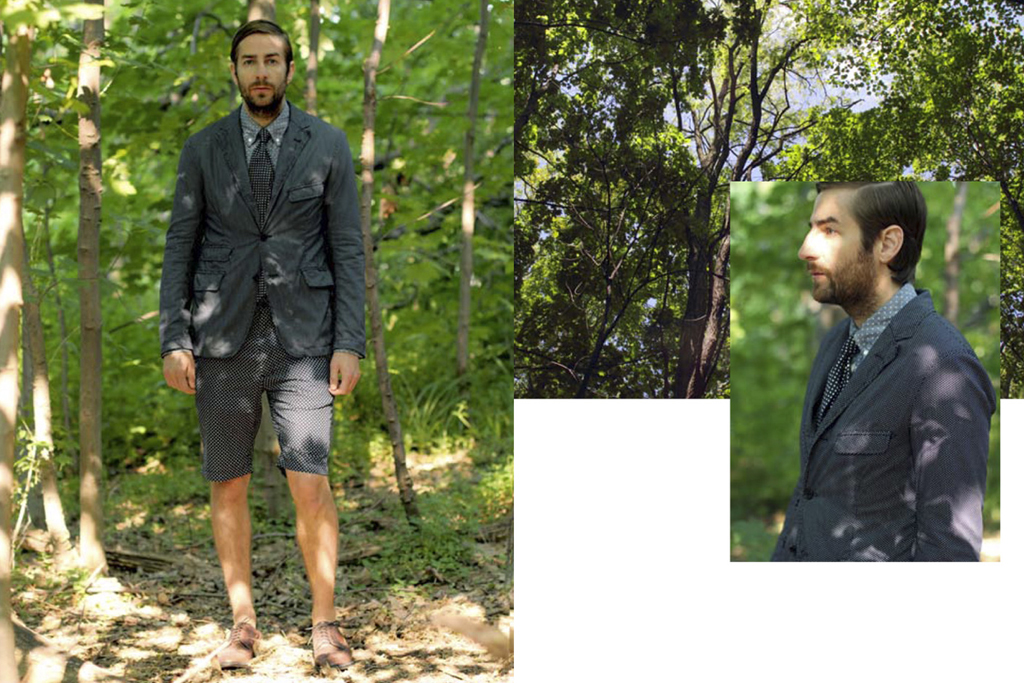 Engineered Garment 2012 Spring/Summer Collection Lookbook