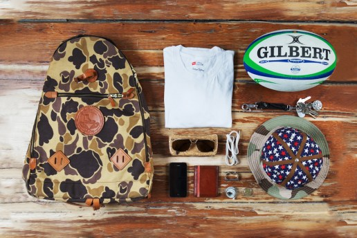 Essentials: Brendan Mitchell