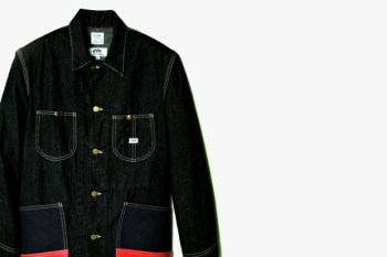 eYe COMME des GARCONS Junya Watanabe MAN x Lee 91-J Jacket