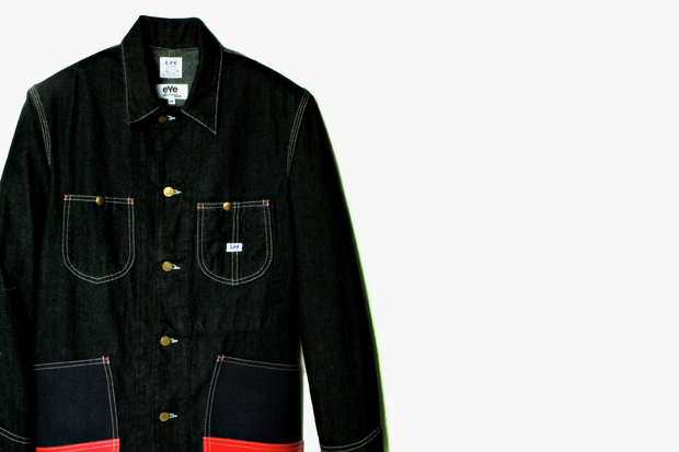 eYe COMME des GARCONS Junya Watanabe MAN x Lee 91-J Jacket