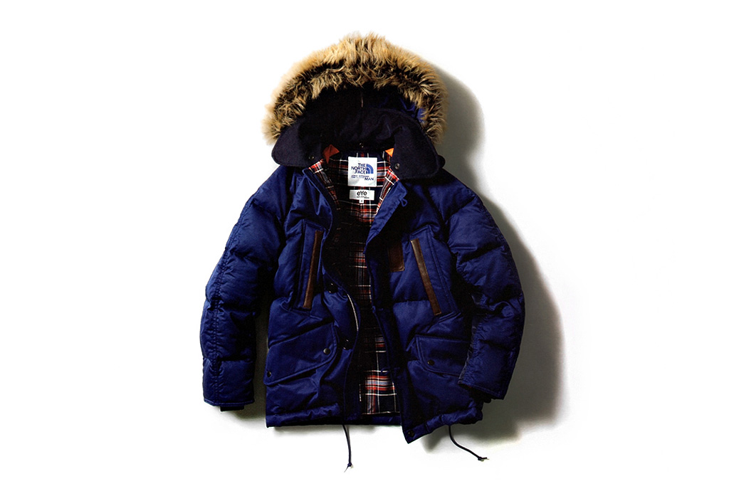 eYe COMME des GARCONS JUNYA WATANABE MAN x The North Face Winter Down Coat