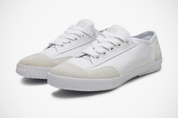feiyue x agnes b sneaker