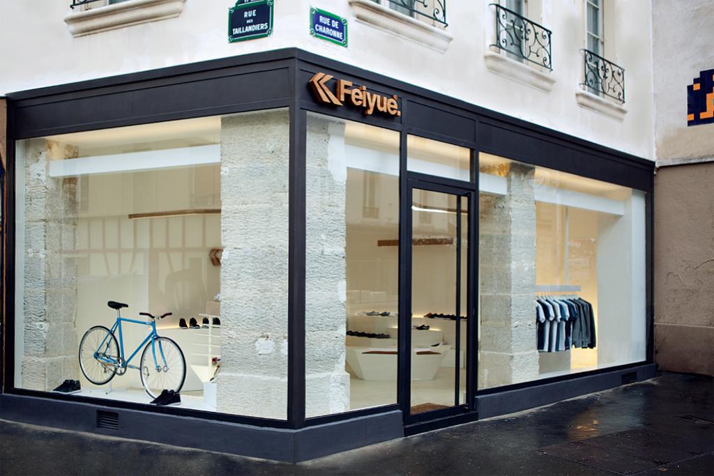 Feiyue Paris Flagship Store
