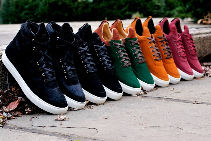 Filling Pieces 2011 Fall/Winter Collection New Releases