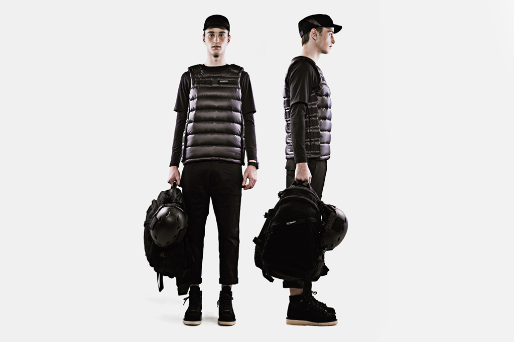 fingercroxx 2011 fallwinter black seriex collection lookbook