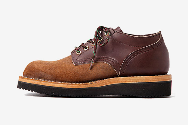 Free & Easy x Hathorn Oxford Rainier