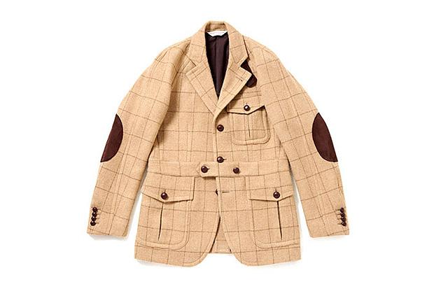 Free & Easy Rugged Museum Norfolk Jacket