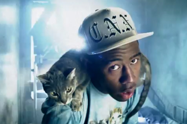 Game featuring Tyler, the Creator & Lil Wayne - Martians vs. Goblins