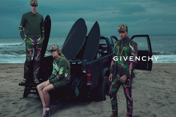 Givenchy 2012 Spring/Summer Campaign