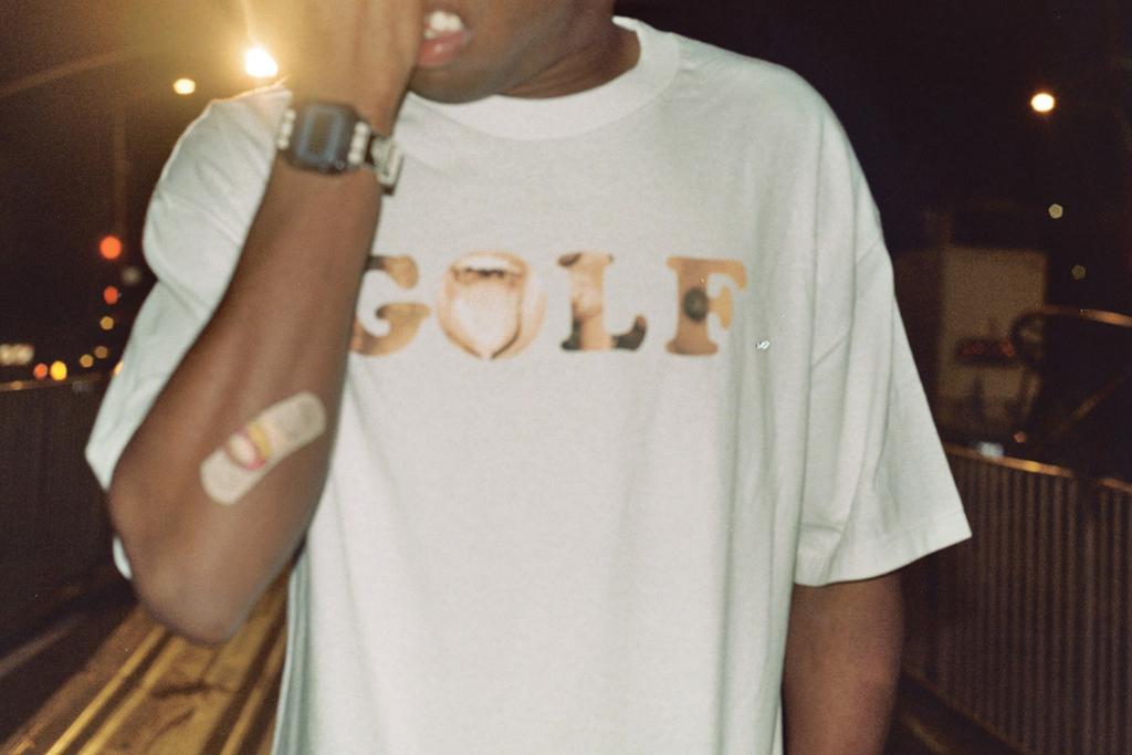 GOLF WANG Lookbook