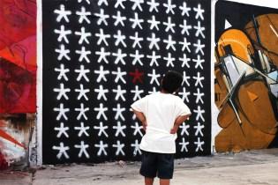 """Graffuturism """"In situ"""" Mural Installations @ Art Basel Miami 2011 Recap"""