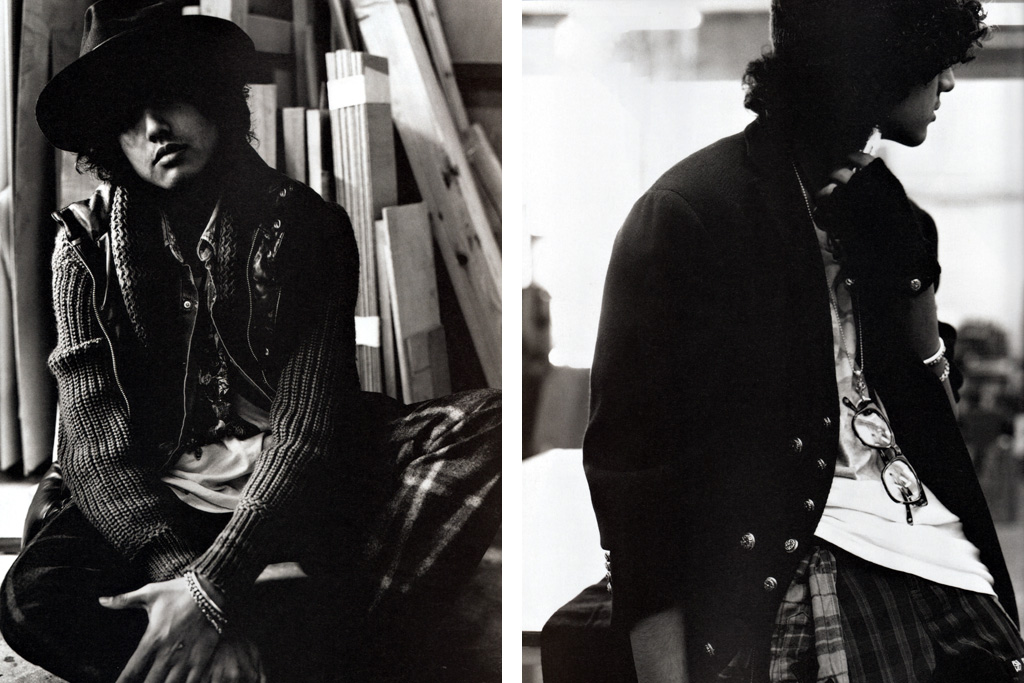 grind chrome hearts 2011 fallwinter collection editorial
