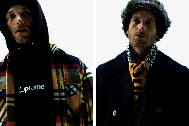 "GRIND: Supreme 2011 Fall/Winter Collection featuring Aaron ""A-Ron"" Bondaroff"