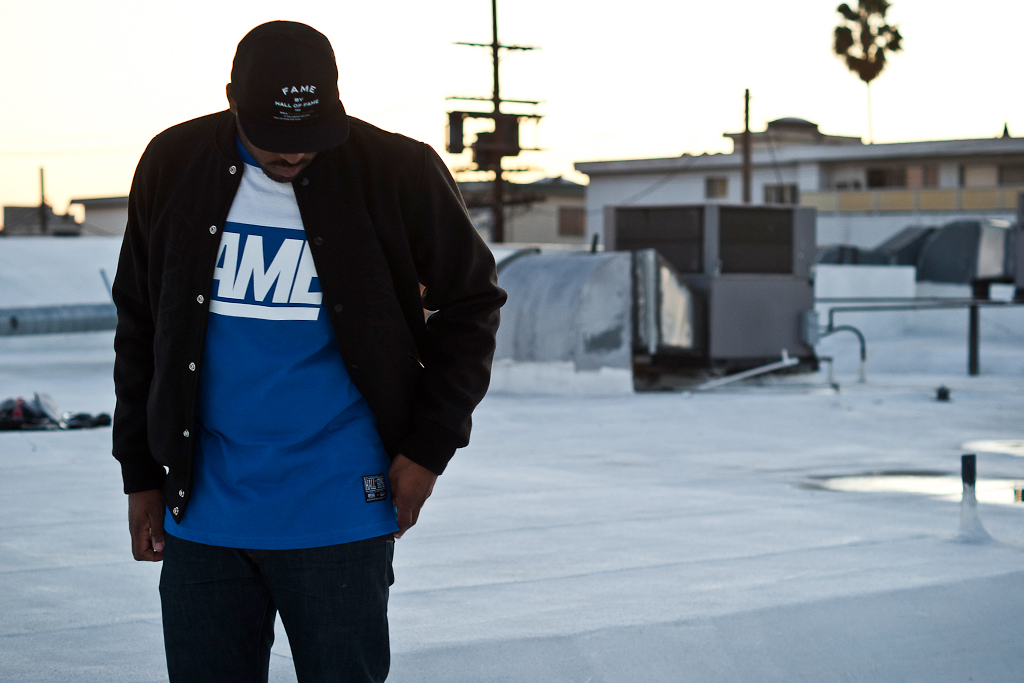 "Hall of Fame 2011 Fall/Winter ""Cut & Sew"" Collection Lookbook"
