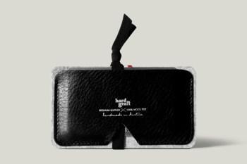 hard graft Card Case / Nero