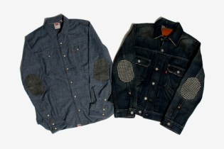 Harris Tweed x Levi's 2011 Custom Capsule Collection