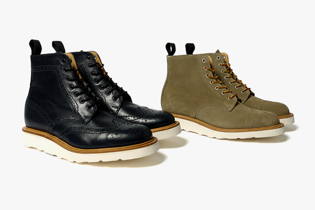 HAVEN x Mark McNairy 2011 Capsule Collection