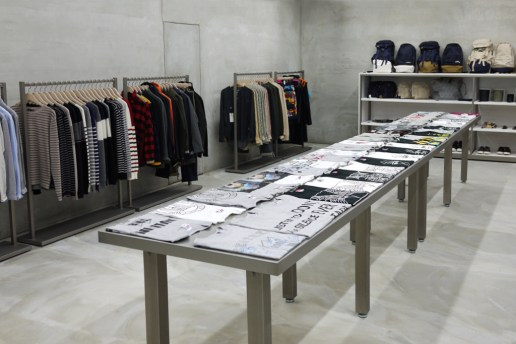 Heather Grey Wall Taipei Store Opening