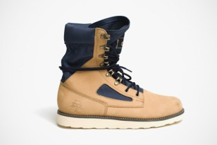 Highsnobiety x Amongst Friends Field Boots