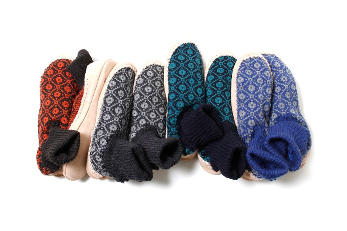 hobo x Biolana 2011 Room Shoe Socks