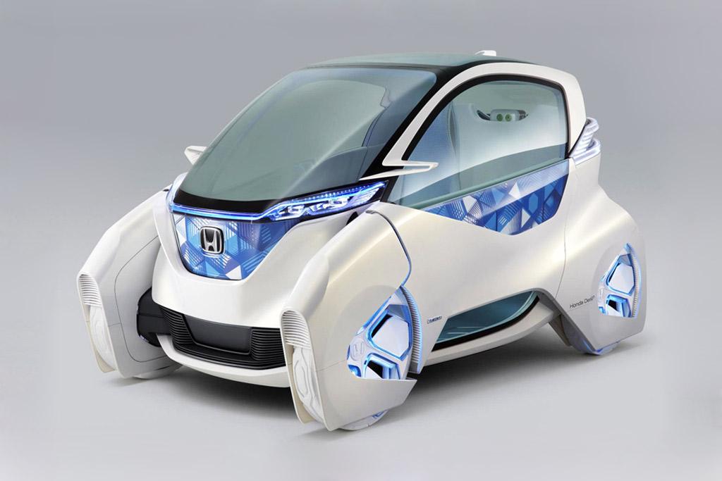 Honda Micro Commuter City Car Concept