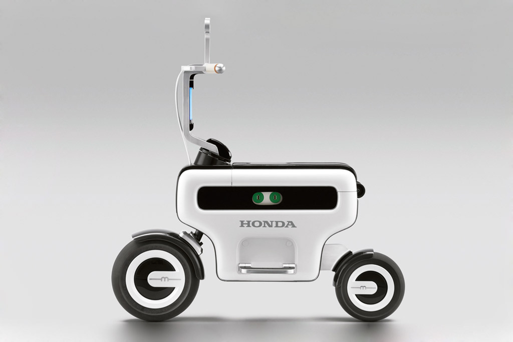 Honda Motor Compo Foldable Electric Scooter