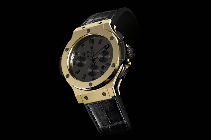 Hublot Announces Magic Gold