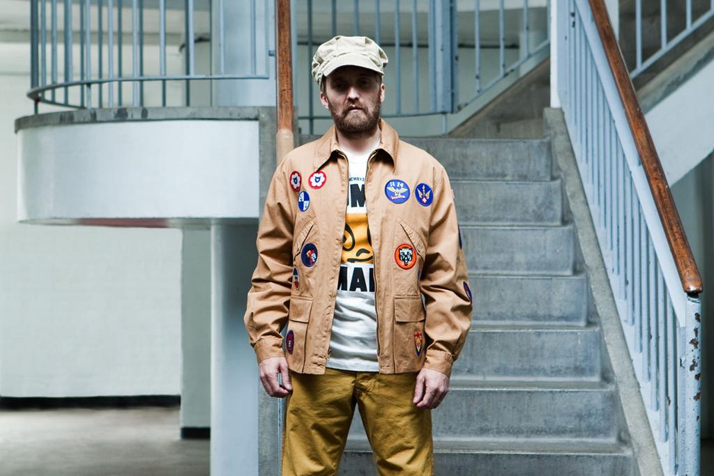 Human Made 2012 Spring/Summer Lookbook