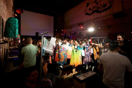Hurley x Contrast Anti Canvas Event Recap