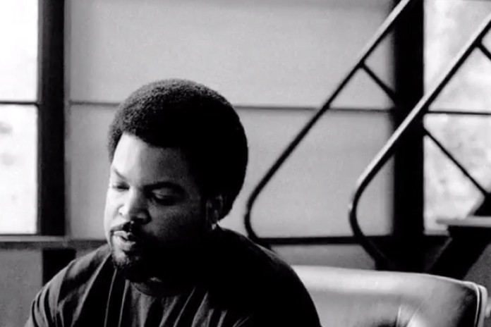 Ice Cube Celebrates The Eames