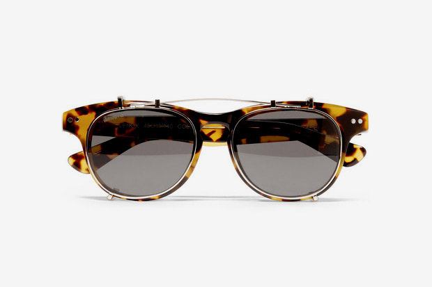 Illesteva Lenox Detachable Sunglasses