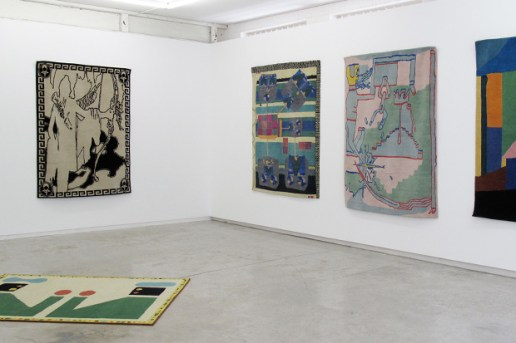 """""""In the Gardens"""" Exhibition @ Utopian Slumps Curated by Misha Hollenbach"""