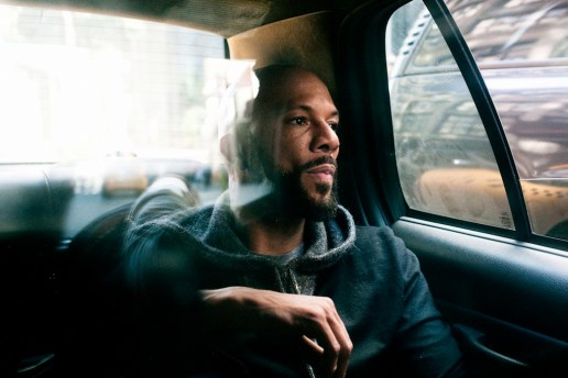 Interview Magazine: Common Interview