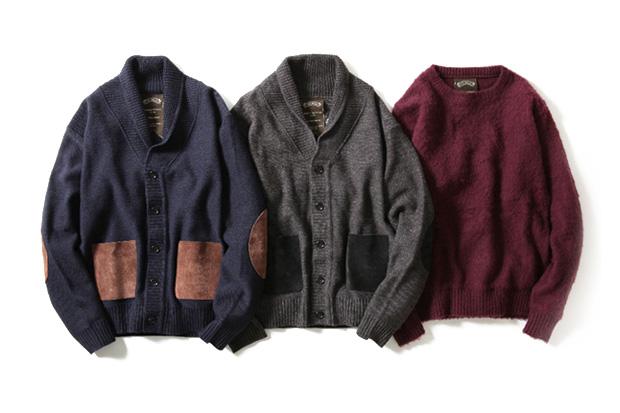 ISLAND KNIT WORKS Sweaters