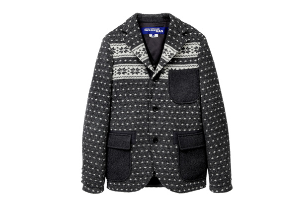 Junya Watanabe COMME des GARCONS MAN for I.T Capsule Collection