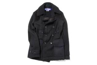 Junya Watanabe COMME des GARCONS MAN Wool Alpaca Coat