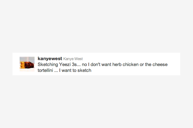 Kanye West Reports Air Yeezy 3 In the Works
