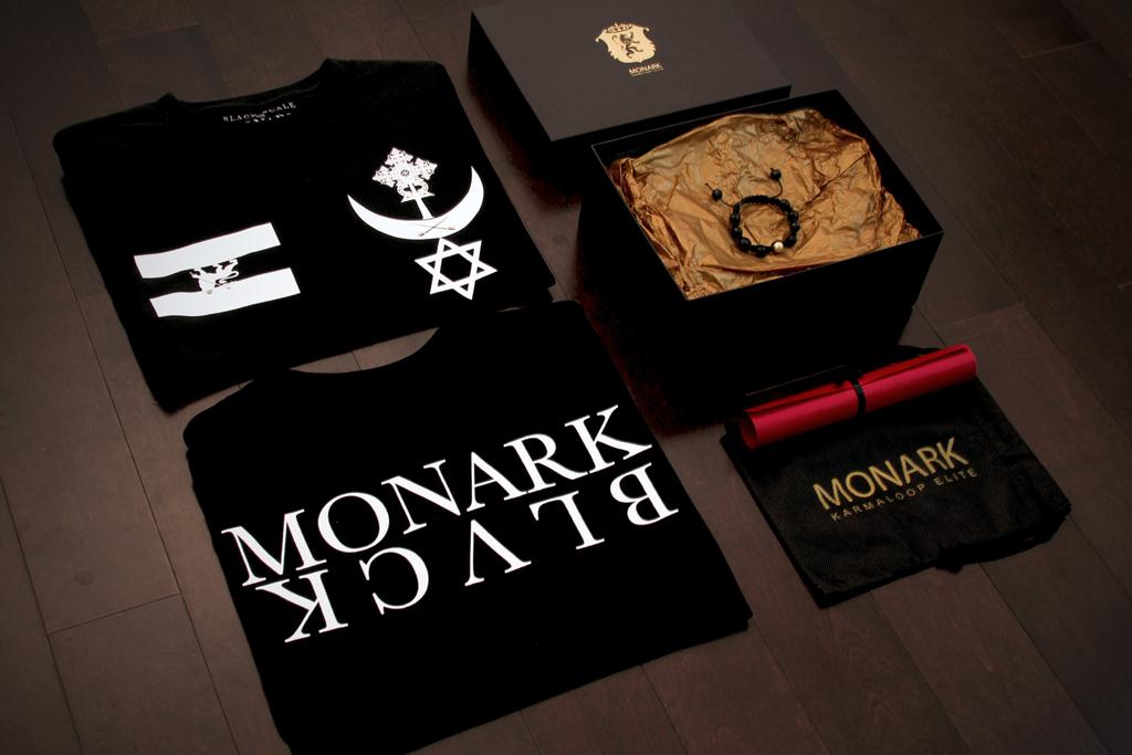 Karmaloop Inaugural MONARK Boxset Launch featuring Black Scale