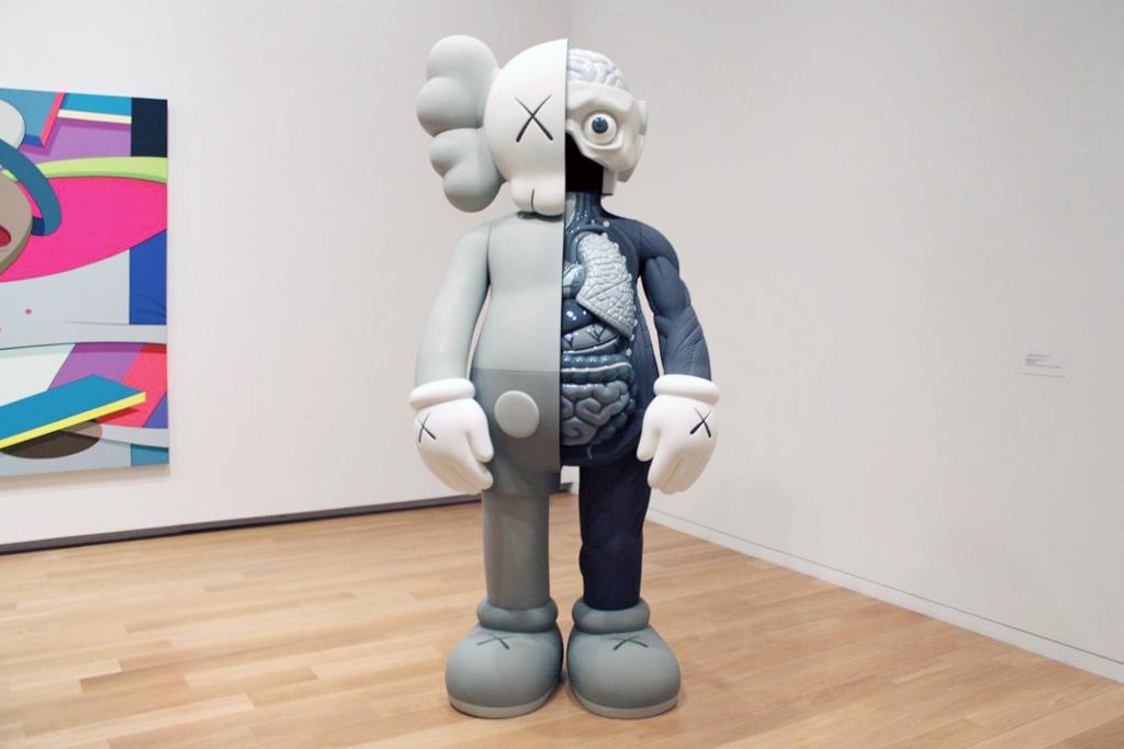 "KAWS ""FOCUS:KAWS"" Exhibition Recap @ Modern Art Museum of Fort Worth"