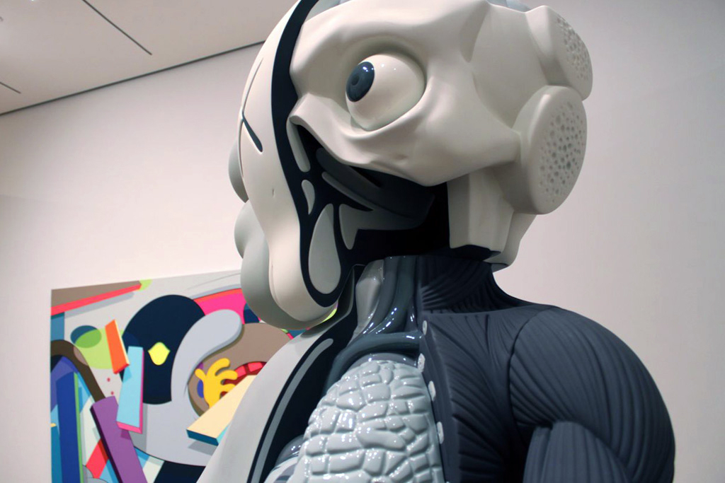 "KAWS ""FOCUS:KAWS"" Exhibition Recap @ Modern Art Museum of Fort Worth"