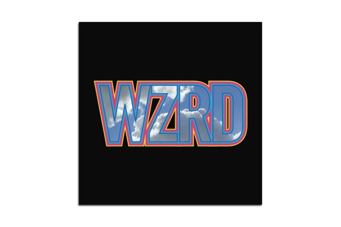 KiD CuDi & Dot Da Genius - WZRD Cover Art Unveiled