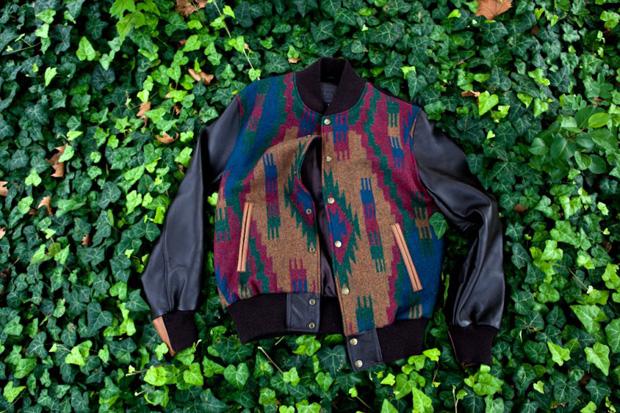 Kith x Pendleton Varsity Jackets