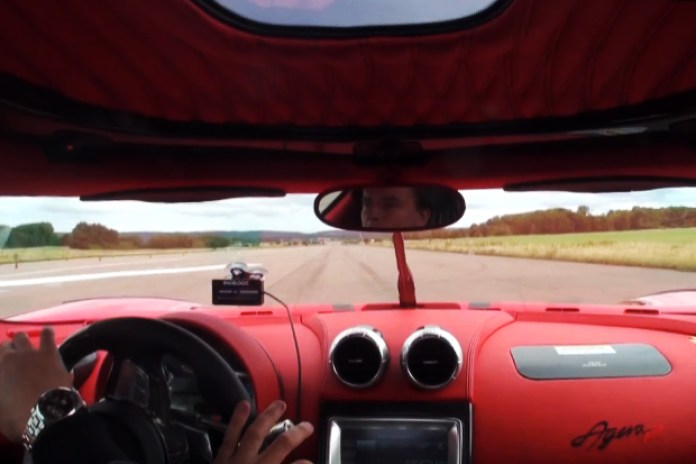 Koenigsegg Agera R: Official Guinness World Record for Quickest 0-300-0 km/h