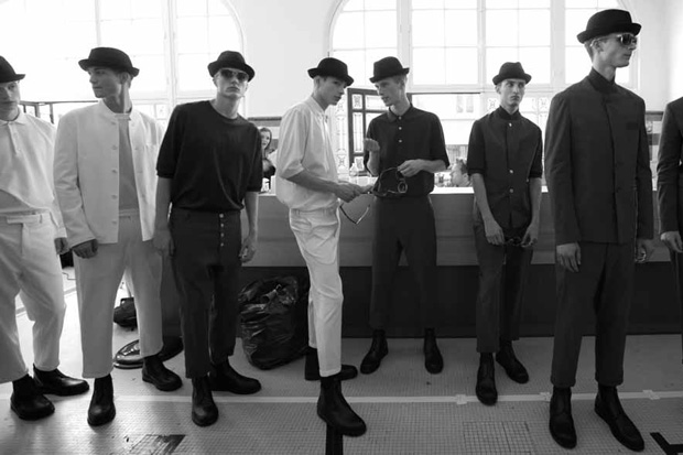 Kris Van Assche 2012 Spring/Summer Collection Lookbook
