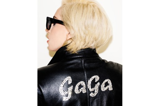 Lady Gaga x Terry Richardson Photo Book