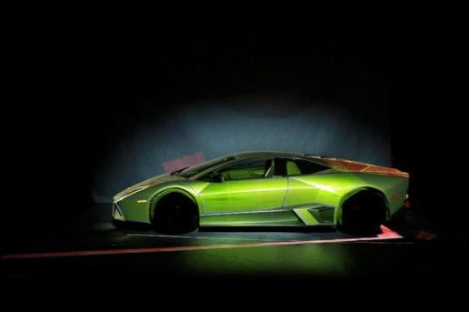 The Lamborghini Project