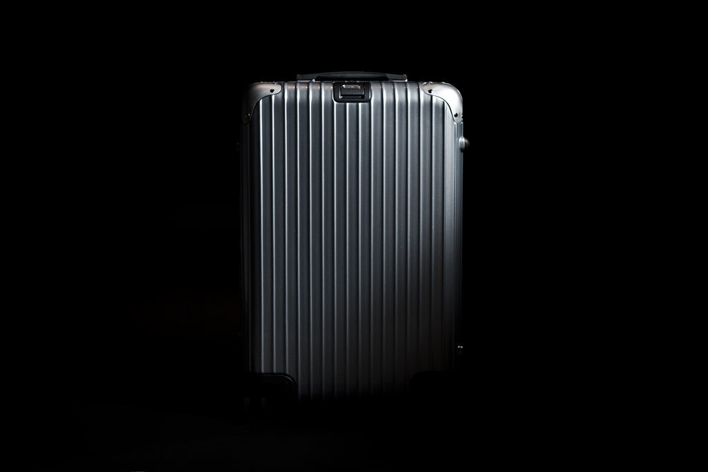 lane crawford x rimowa silver crystal limbo collection