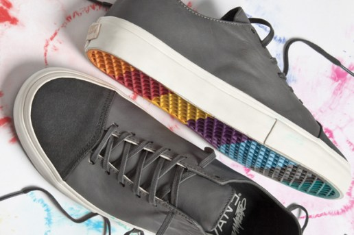 Levi Maestro x Vans Vault Collaboration Sneaker