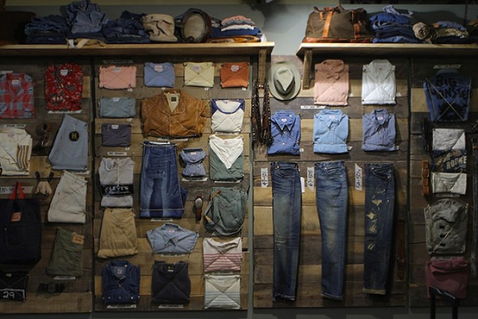 Levi's Vintage Clothing 2012 Spring/Summer Collection Preview